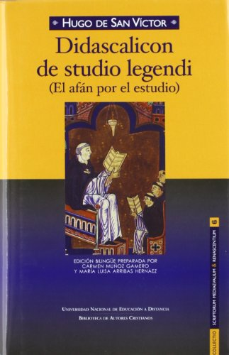 Didascalicon de studio legendi (El afán por el estudio) (NORMAL)