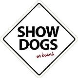 Magnet & Steel Show Dogs on Board