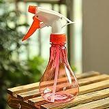Wassersprühflasche,gaddrt Leere Sprühflasche Plastikbewässerung die Blumen Wasserspray Für Salonpflanzen (Rot)