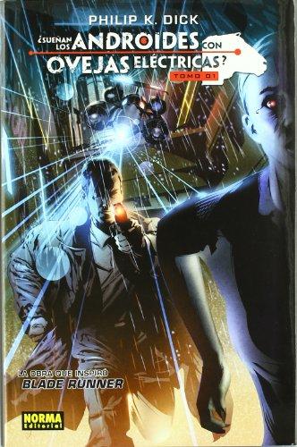 Descargar Libro ¿SUEÑAN LOS ANDROIDES CON OVEJAS ELÉCTRICAS? 01 (CÓMIC USA) de Philip K. Dick