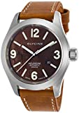 Glycine Incursore Automatic Stainless Steel Mens Strap Swiss Watch Calendar 3874.17-LB7BH