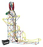 K'Nex 34047 Panther Attack Roller Coaster Building Set-Inc 3D Viewer Construction Toy, Multicolour