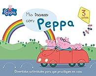 Mis trazos con Peppa - 3 años par  Varios autores
