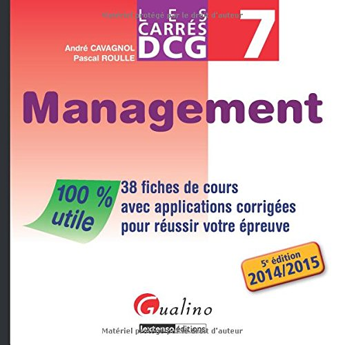 Carres Dcg 7 - Management
