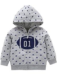 Chaqueta de bebé, Amlaiworld Recién nacido bebé niños niñas capucha Tops ropa de abrigo 3 Mes - 2 Años
