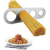 dingsheng fideos cantidad medida Medida de espaguetis Pasta porción Control de acero inoxidable utensilios de cocina
