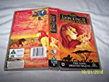 The Lion King II: Simba's Pride [VHS] [Import anglais]