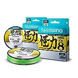 Shimano Kairiki PE 0.28mm MantisGreen 28.0kg,300m geflochtene Schnur