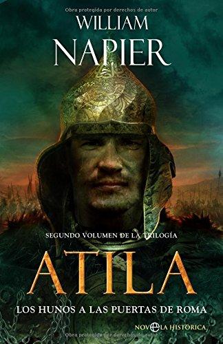 Los hunos a las puertas de Roma Cover Image