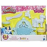 PLAY-DOH C1045EU40 Disney Princess Cinderella Royal Carriage