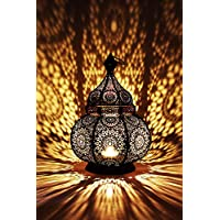 Decorative Candle Lanterns: Home & Kitchen: Amazon.co.uk