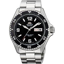 Orient Mako II Reloj de hombre Negro