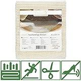 Beautissu sous-tapis antidérapant BeauFix 80x200cm - Pour toutes tailles - facile à couper - Idéal dessous tapis d'entrée paillasson moquette