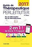 Guide de thérapeutique Perlemuter 2017 (livre + application)