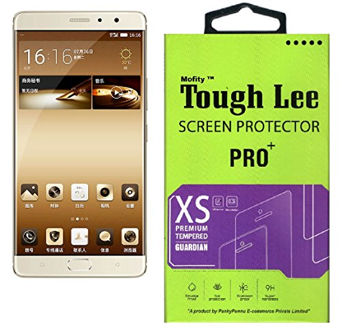 Tough Lee Tempered Glass for Gionee M6 Screen Protector Gionee M6 Tempered Glass Screen Protector : (Screen Size 5.5 inch)  available at amazon for Rs.450