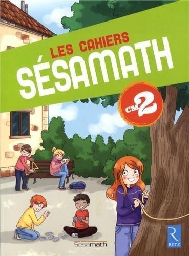 Les cahiers Sésamath CM2 de Hache. Sébastien (2013) Broché