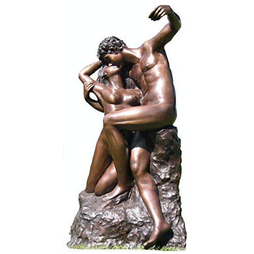 Eternal Spring aus Bronze (nach Auguste Rodin)