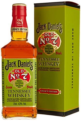 Jack Daniel's Legacy Edition - limititierte Sonderedition in der Geschenkbox - Tennessee Whiskey - 43% Vol. (1 x 0.7l) (Jack Daniels)
