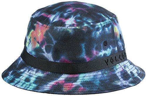 volcom-huck-it-compartiment-a-pecheurs-chapeau-chapeau-s-m-blue-plum