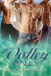 Volley Balls (Balls to the Wall Book 1) (English Edition)