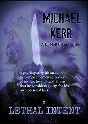 Lethal Intent (DI Matt Barnes Book 2) (English Edition)