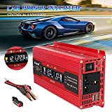 FOONEE 2000W Power Inverter, DC 12V To 240V AC Transformer Car Charger, Lighter