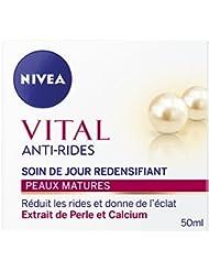 Nivea Vital Anti-Rides Soin de Jour Redensifiant Peaux Matures 50 ml