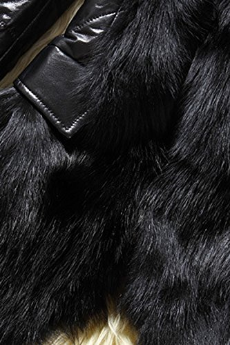 ... Babyonlinedress Abrigo de pelo artificial de oveja para mujer en  invierno manga larga cuello alto de pelo · Anterior ·   Siguiente ff9c9087391b