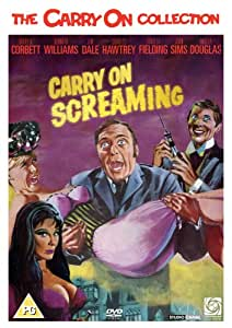 Carry On Screaming [DVD]