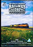 The World's Greatest Railways Journeys - USA - Colorado - California - (DVD)