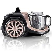 Arnica Et14300 Toz Torbasız Elektrik Süpürgesi, 750 W, Plastik, Siyah