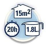 Kompakter Kaltnebel-Luftbefeuchter, ideal für Kinderzimmer: Hilft aufgrund des kühlenden Gefühls Husten und Erkältungen zu lindern. - 5