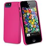 vau CandyShell Case - sweet pink - Hülle, Tasche für Apple iPhone 5S & iPhone SE