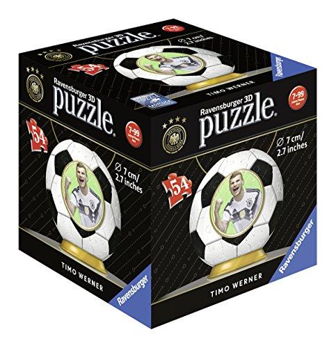 Ravensburger Erwachsenenpuzzle 11936 Timo Werner- DFB Spieler 3D-Puzzle