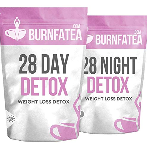 Burnfatea 28 Day Ultimate Tea Kit