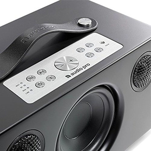 Altavoz Audio Pro Addon C5 WLAN Multi-Room (Stereo, Airplay, Bluetooth, Wi-Fi) Negro