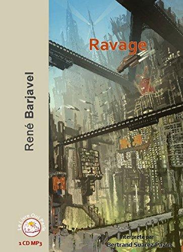 Ravage (livre audio 1 CD MP3)