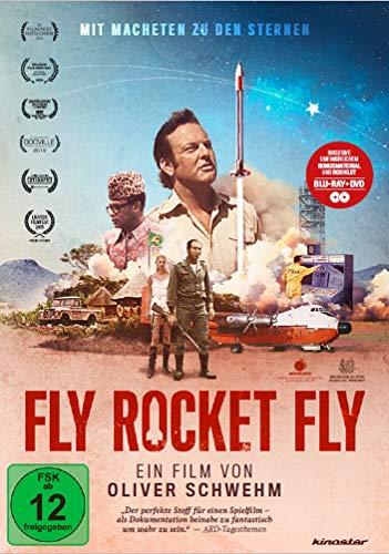 Fly, Rocket Fly - Mit Macheten zu den Sternen [2 DVDs]