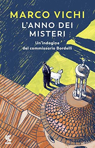Marco Vichi - L' Anno Dei Misteri (1 BOOKS)