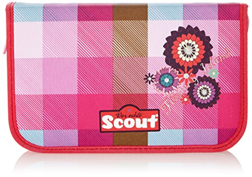 Scout Juego de bolsos escolares, Pink/Rot (Varios colores) - 66050120800 Scout