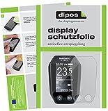 dipos I 3X Schutzfolie matt passend für Shimano Steps LCD SC-E6010 Folie Displayschutzfolie