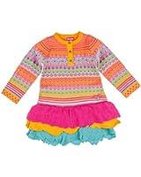 Pampolina Mädchen Kleid 1/1 Arm Strick 6493028