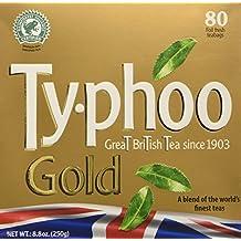 Typhoo Gold Premium Tea Bags 80ct
