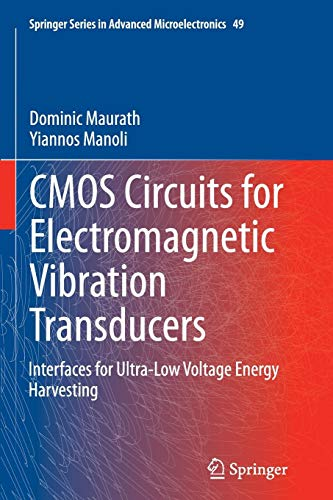 CMOS Circuits for Electromagnetic Vibration Transducers: Interfaces for Ultra-Low Voltage Energy Harvesting (Springer Series in Advanced Microelectronics, Band 49) Voltage Detector Circuit