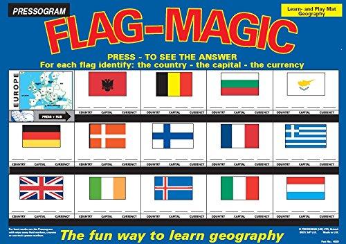 Prodesign - Peluche Educativo con diseño de Bandera de Europa