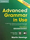 Advanced Grammar in Use: Third edition . Book with answers and Interactive ebook