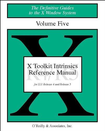 The Definitive Guides to the X Window System / X Toolkit gebraucht kaufen  Wird an jeden Ort in Deutschland