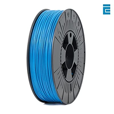 ICE FILAMENTS ICEFIL1ABS025 ABS Filament, 1,75 mm, 0,75 kg, Bold Blue