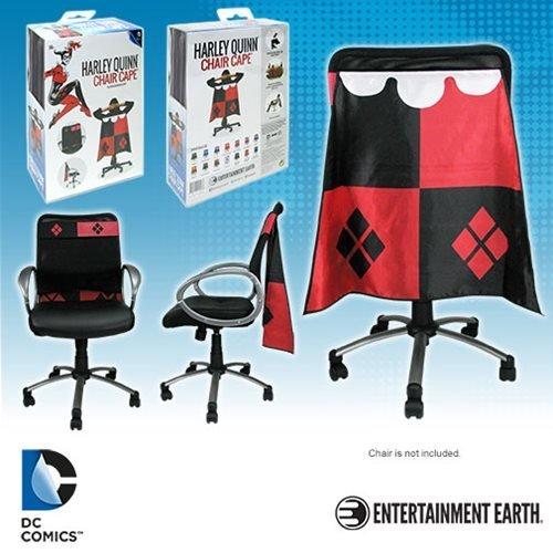 Harley Quinn Classic Chair Cape (Quinn Classic Harley)