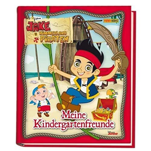Disney Jake und die Nimmerlandpiraten Kindergartenfreundebuch: Meine Kindergartenfreunde